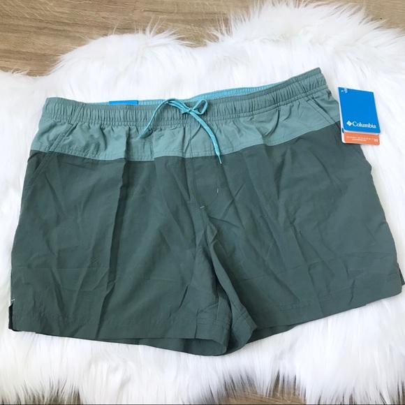 2c20ff8af4 Columbia Shorts | New Sandy River Color Block Short Large | Poshmark